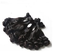 Fumi magic curly double drawn superior quality hair