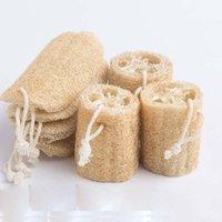 Natürlicher LOOFAH LUFFA BAD Pinsel liefert Umweltschutz Produkt saubere Peel-Peel-Abreiben Weiche Handtuchbürste Topfwäsche