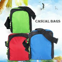 Duffel Bags Womens Nylon Sling Bag Crossbody Shoulder Backpack Chest Cycle Daily Travel
