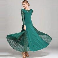 Arrivo Ballroom Dancing Dress Tango / Waltz Dance Suit Lady Standard Costumen Girls Performance B-6060 Stage Wear