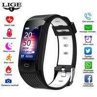Designer luxury brand watches Men Smart Fitness Tracking Wristband Heart Rate Monitoring IP68 Waterproof Women Sports Tracker Bracelet