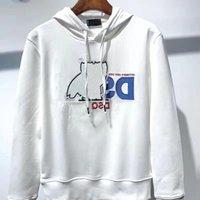 DSQ Phantom Turtle Hoody New Herren Designer Hoodies Italien Mode Sweatshirts Herbst Druck D2 Hoodie Männliche Top Qualität 100% Baumwolle Tops A4