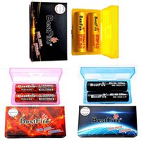 Autentisk Bestfire BMR IMR 18650 Batteri 3100MAH 60A 3200MAH 40A 3500MAH 35A 3.7V Uppladdningsbart Lithium Vape Mod Batterier 100% Original