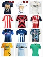 Liga MX All Star 21 22 Club America Soccer Jerseys 2021 2122 Unam Rayados Monterrey Leon Uanl Tigres Chivas Guadalajara Xolos Tijuana Curz Azul Football Shirts Tops