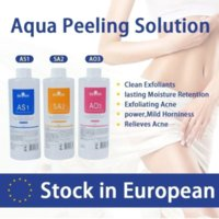 EU tax free Aqua Peeling Serum 400Ml Concentrated Solution Skin Clean Essence Product For Hydra Facial Dermabrasion Machine All Kind075