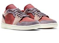DUNK SB Düşük Kanyon Pas Kırmızı Mor Son Çizmeler Ayakkabı Guava Buz Sütü Çay Tozu Erkek Ve Kadın Kalın Tabanlı Kaykay Sneakers 36-45