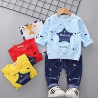 Baby Girl Clothes Autumn And Winter Boys Girls Suit Long Sleeved O Neck 2 6y T Shirt Pants