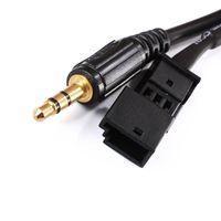 Andere Auto Electronics Biurlink 16: 9-Bildschirm-Audiokabel 3,5-mm-Buchse AUX-In-Adapter für BM54 E39 E46 E38 E53 x5 Auto