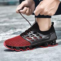 Lace-up original jogging hotsale hommes femmes chaussures de course occasionnels sport sport baskets basketball hors route randonnée pédestre