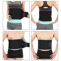 Adjustable Waist Trimmer Support Belly Trainer Sport Fitness...
