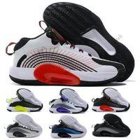 Jumpman 2021 män basket skor sneakers pf druva blå void universitet röd omlopp vit des chaussures man atletisk skateboard utomhus