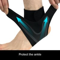 New Left Right Feet Sleeve Ankle Support Socks Compression Anti Sprain Heel Protective Wrap SCI88