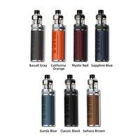 US Warehouse Voopo Drag S Pro Kit 3000mAh 5.5ml E Cigarros 100W Chip Mod Tanque Inovador 100% Original