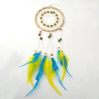 Pendant Necklaces 1pcs Colorful Fashion Dream Cat Gifts Net Resin Bead For Women Wall Hanging Decoration Flower