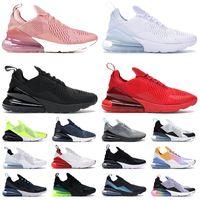 max 270 airmax 270s Schuhe 27c Herren Damen Laufschuhe Triple Schwarz Weiß Foto Blau Kaum Rose Pink Herren Damen Sport Turnschuhe