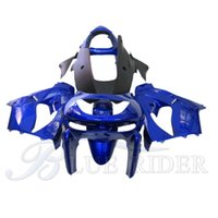 Motorcycle Bodywork Fairings Kit For Kawasaki ZX9R 1998-1999 98 99 ABS + Tank Cover Motorbike Parts Injection Mold