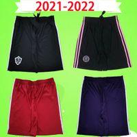 2021 2022 Inter Miami Soccer Shorts MLS Orlando D.C. United 21 22 Los Angeles Galaxy FC La Calças de Futebol New York Vermelho Top Qualidade