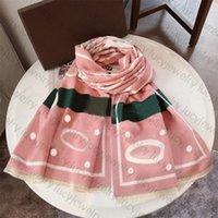 Bufanda de invierno Pashmina elegantes bufandas Cashmere Big Beet letras Diseño para hombre mujeres chal cuello largo 13 Color superior de calidad