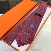 تصميم رجل الرجال العلاقات الرقبة الرسمي الأزياء الرقبة التعادل قفل سلسلة المطبوعة مصممي الفمون الأعمال التجارية cravate الصقار corbata cravattino