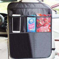 Auto Organizer Universal SEAT Back Aufbewahrungstasche Wasserdichte Verschleißschmutzschutzabdeckung für Kind Baby Kind Anti Kick Mat Pad