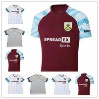 2021 2022 Barnes Futbol Formaları Tarkowski Rodriguez Westwood McNeil Ahşap Bordo Lancashire Brownhill Dunne Pope Erkekler Çocuklar Futbol Gömlek Calco