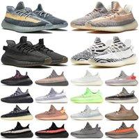 أعلى جودة أحذية رجالي مع مربع مزدوج خيار المرأة المدرب للجنسين الرماد الأزرق الحجر تتلاشى جميع الألوان أحذية رياضية