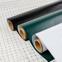 ملصقات الحائط 45x100 سنتيمتر السبورة المغناطيسية الأطفال الطباشير الرسم ملاحظة مجلس مكتب السبورة الأخضر ذاتية لاصقة للإزالة