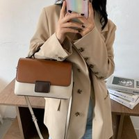 HBP Fashion Leather Handbags Women's Crossbody Bags Sac A Main Femme Shoulder Bags 2021 New Fashion Messenger Bag Female Totes Purse
