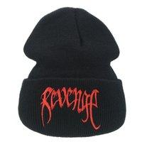 Группа XXXTenta месть вязаная шерсть мужская и женская пуловерная шапка зимняя шляпа холодный PXZB