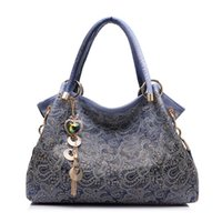 HBP fashion Female Bags for Women Hollow Out Ombre Handbags Floral Print Shoulder purse Ladies Tote Tassel Top-handle wallet