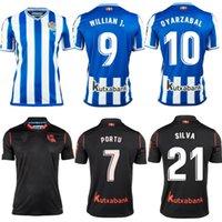 Gerçek Sociedad Futbol Formaları 2021 Copadelrey Oyarzabal X Prieto Agirretxe Jersey Granero Odegaard Juanmi 20 21 Camiseta de Futbol Futbol S