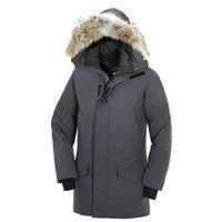 2021Freeshipping Canadá Marca de los hombres Talla europea 90% Goose Color Sólido Parker Capa de la chaqueta Sports Outdoor Hombre Frío Cálido CALENTE DE CALIENTES