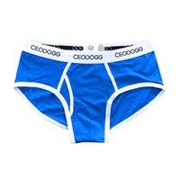 Труды CEODOGG розничные трусы мужчины 95% хлопок мужские трусики нижнее белье бренд шорты мужские короткие 365