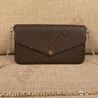Luxury Newset Designers Sacs à bandoulière Femmes Lady Messenger Sac 21CM Modèle Classique Véritable chaîne en cuir sac à main sacs à main 01