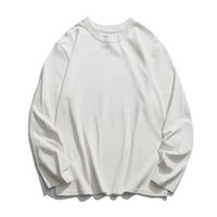 Erkek t-shirt camiseta masculina de manga comp com cote em v do vintage Moda Básica algodão camisetas casuais topos masculino