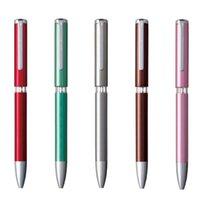 BALLPOINT PENS MITSUBISHI UNI UE3H-1008 Metalen Lichaam 3 in 1 Functie Pen Shell Style Fit for Office School Supplies (niet inbegrepen