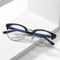 RIMLENT RUD EDGE THEENCH Солнцезащитные очки Женская Корейский Версия Net Красный Круглый Лицо Большой Рамка Тонкая анти Ультрафиолетовые Мужчины 2021