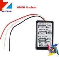 Codice lettori Strumenti di scansione MB ESL Emulator per W202, W208, W210, W203, W211, W639 con Veloce