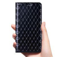 자석 천연 정품 가죽 피부 플립 지갑 책 휴대 전화 케이스 커버 화웨이 명예 20 Pro Lite Hono20 20pro 64/128 GB 세포 케이스