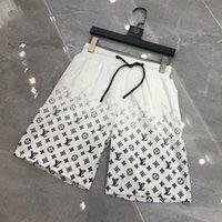 Mens Shorts Verão Designers Esportes Casuais Moda Homens Preto e Branco Pants Calças Asiáticas Tamanho Asiático M-3XL