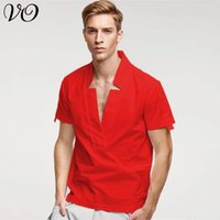 Men's T-Shirts Summer Lightweight Party Travel Business Casual T-shirt Sports Fitness Trend Breathable Top