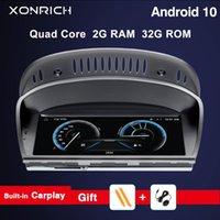 Speler Android 10.0 Auto DVD voor 5 Serie E60 E61 E62 E63 3 E90 E91 CCC / CIC Systeem Autoradio GPS Navigatie Multimedia