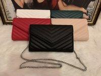 Designer Borse a tracolla donna in pelle a tracolla Crossbody Handbags Luxury Borse Borse Designer Tote Borsa a catena d'oro