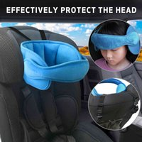 New Baby Kids Adjustable Car Seat Head Support Fixed Sleeping Pillow Neck Protection Safety Playpen Headrest Fixation Padding