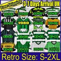 82 84 86 89 Celtic Retro Soccer Jerseys 1991 1992 1998 1999 Fußballshirts Larsson Classic Vintage Sutton 1995 1997 1980 Kits Top