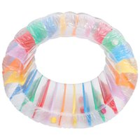 Life Vest & Buoy 1pc Inflatable Water Wheel Roller Colorful Floating Crawling Giant Roll For Boys And Girls Swimming Pool Float Gras