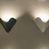 Wall Lamps LED Outdoor IP55 Waterproof Lamp Modern Lights Courtyard Balcony Aisle Exterior Door Creative Corridor Lighting