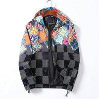 Classic Print Herrenjacke Instagram Mode Hoodie Graben Designer Damen Casual Staubsichere Kleidung Fall Persönlichkeit Charme ZPer Mantel Asiatische Größe M-x0ol VA19