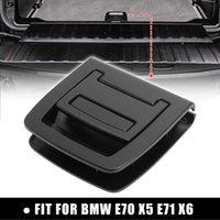 Black Beige Posteriore Tronco posteriore Coda posteriore Piastra del tappeto tappeto Tappeto 9120283 51479120283 Per BMW E70 X5 E71 X6 2006-2014