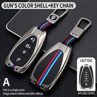Car Key Cover Case Fob Shell For Cruze Spark Sonic Camaro Volt Bolt Trax Malibu Captiva Lacetti Aveo 2 3 4 5 Button